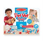 M&D Pet vet play set - Examine & treat