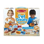 M&D Pet treats play set - Feed & play